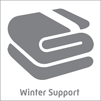 winter support